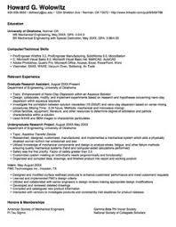 Graduate Student Resume Sample government official letter sample http exampleresumecv org