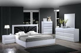 bedroom sets in chicago black storage bed contemporary bedroom