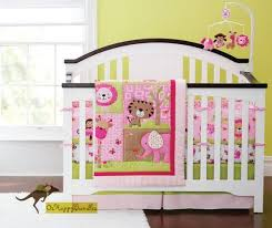 Girls Jungle Bedding by 14 Best Baby Crib Sets Images On Pinterest Nursery Ideas