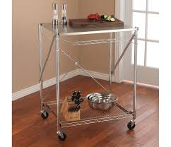 metro folding tables are great prep tables in the kitchen find it