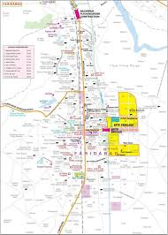 Greater Noida Metro Map by Location Map Bptp Park Elite Floors At Sector 75 To 89 Greater