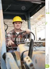 heavy equipment operator stock images image 1394644