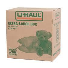Uhaul Estimate by U Haul Caja Extragrande