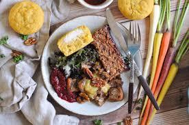 the ultimate vegan thanksgiving feast vegan