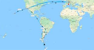 Kahului Airport Map Round Trip Hawaii Antarktis Und Patagonien Mit Dreiländertour