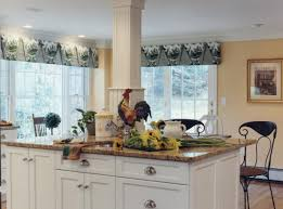 cottage kitchen curtains worktop farmouse photos cup pulls