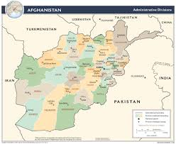 Hindu Kush Map Afghanistan Afghan Finnish Business Council