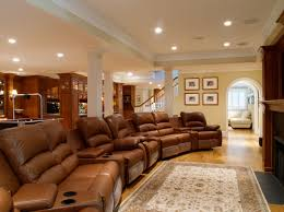decorating basement ideas awesome elegant basement dcor ideas for