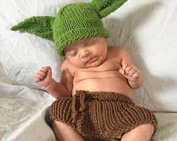 Yoda Halloween Costume Infant Baby Boys U0027 Costumes Etsy Ca