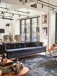 nyc loft designed by pol theis elle decor italia dec 2016 my