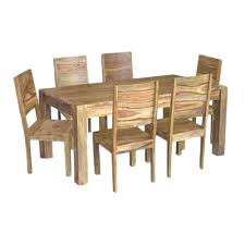 Dining Room Chair Dimensions by Chair Kadence 6 Seater Dining Table Set And Chairs India Img 8 6