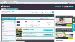 skyscanner tutorial youtube