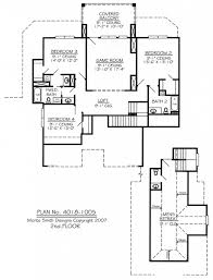open loft house plans house plan fascinating one story with loft house plans 89 with