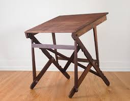 Vintage Drafting Table Designs A ThCentury Company Working Out - Designer drafting table
