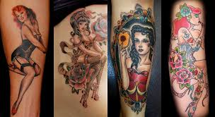 pop culture and fashion magic pin up and pin up tattoos a