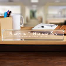 engraved office gifts engraved executive desk nameplate giftsforyounow