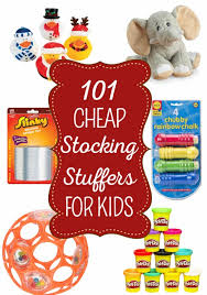 101 cheap stuffers for of all ages