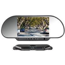 boyo vision vtc464rb wifi rearview mirror backup system