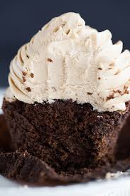 mocha cupcakes recipe with espresso buttercream frosting