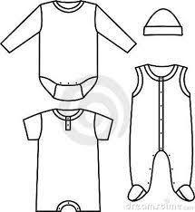 v28 childrens t shirt template flat fashion sketch free adobe
