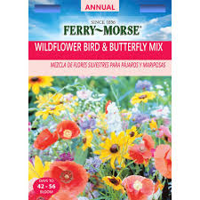 wildflower seed packets flower seeds seeds accessories the home depot