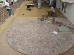 Thin Patio Pavers Paver Designs To Inspiration Brick Driveway To Inspiration Thin