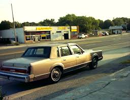 1986 lincoln town car overview cargurus