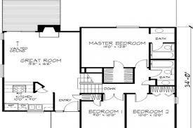 modern 2 story house floor plan 3 story contemporary homes two