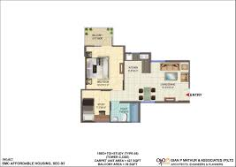 Global House Plans Signature Orchard Avenue New Affordable Housing Project Sector 93