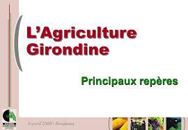 chambre d agriculture gironde l agriculture girondine principaux repères l agriculture