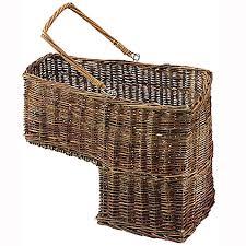 wicker stair basket bed bath u0026 beyond