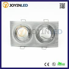 Mr16 Lighting Fixtures by Double Lights Trim Rings Mr16 Gu10 Led Ceiling Spot Light Fixture