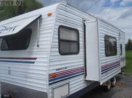 2004 fleetwood pioneer 21ts6 travel trailer cicero ny seven o u0027s