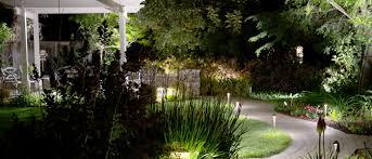 Yard Lighting Benefits Of Landscape Lighting Fx Luminaire