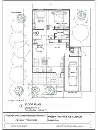Architectural Floor Plan by Stdavidagro