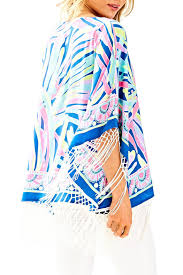 Lilly Pulitzer Baby Clothes Lilly Pulitzer Moya Silk Caftan From Sandestin Golf And Beach