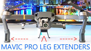 pro extensions dji mavic pro leg extender extensions review from