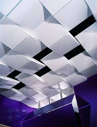 cgc geometrix 3 dimensional metal ceiling panels