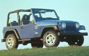 jeep wrangler top convertible used 1997 jeep wrangler for sale pricing features edmunds