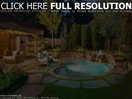 small backyard pools ideas photo with amusing backyard designs