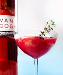 pomegranate martini recipes van gogh vodka