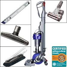 Dyson Vaccum Reviews Dyson Dc25 Animal Asthma Allergy Certified Best Vacuum Cleaners