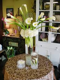 wedding reception centerpieces calla lilies ca united states