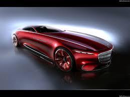 mercedes benz vision maybach 6 concept c a r s k e t c h