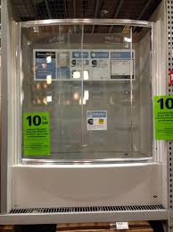designs impressive lowes bathroom sliding glass doors 145 ove