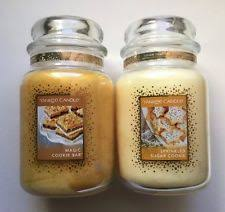 yankee candle cookie sprinkled sugar cookie large jar ebay