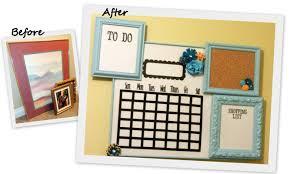 dry erase calendar and cork board combo cork board arrangement