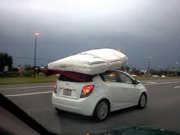 mattress car sail funny youtube