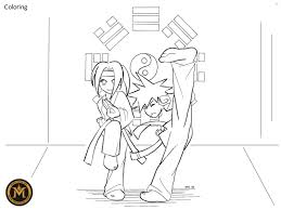 worksheets majest martial arts