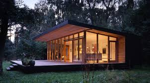 Summer C Cabins   the asserbo house cabin is a summer cottage which gives off a